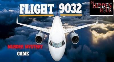 Flight 9032 Murder Mystery