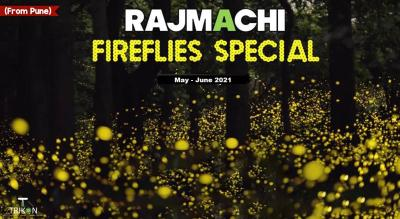 Rajmachi Fireflies Special Trek and Camp (From Pune) | T Trikon