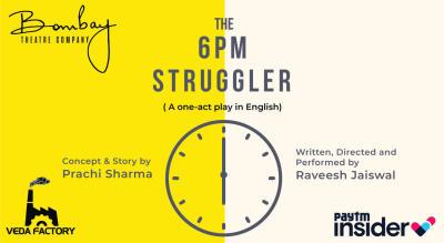 The 6pm Struggler