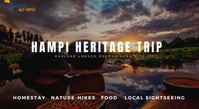Hampi Heritage trip