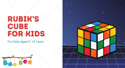 Learn To Solve Rubik's Cube | Demo Class | For Kids Aged 5-14 Years | BaaBee TV