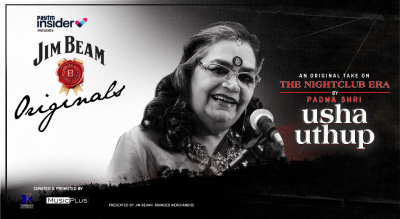 Usha Uthup's Original Take On The Night Club Era | Paytm Insider presents Jim Beam Originals