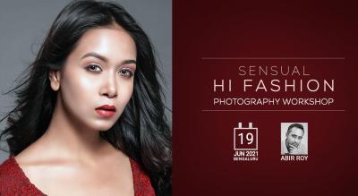 Sensual Fashion Photography Bengaluru- Abir Roy