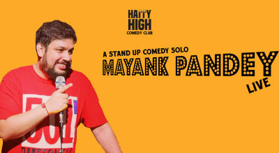 Mayank Pandey Live - A stand up solo show