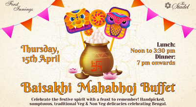 Baisakhi Mahabhoj Buffet