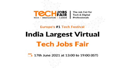 India Largest Recruiting and Branding Virtual Jobs Fair