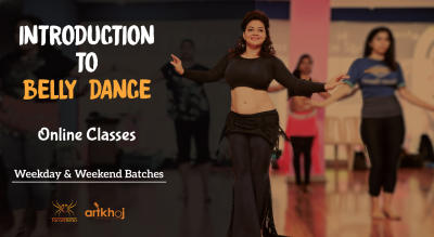 Introduction to Belly Dance - Online Classes