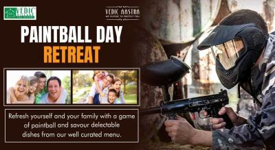 Paintball Day Retreat