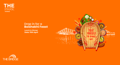 Boishakhi Feast @ The Bridge, The Park