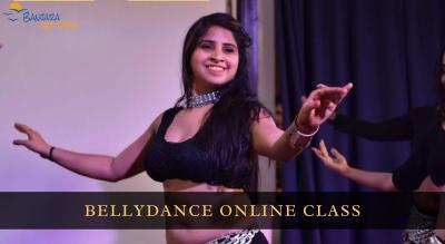 Belly Dance Online Class