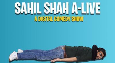 Sahil Shah A-LIVE