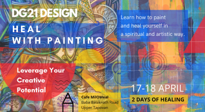 Heal with Painting : Leverage Your Creative Potential