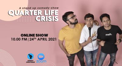 Quarter Life Crisis- An Online Comedy Show