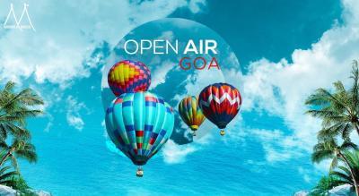Hot Air Balloon Party   Open Air GOA