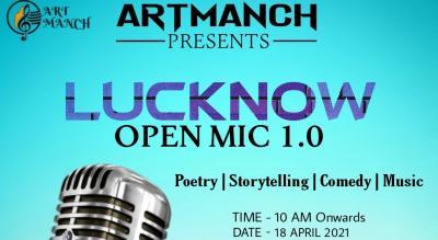 Lucknow Open Mic 1.0