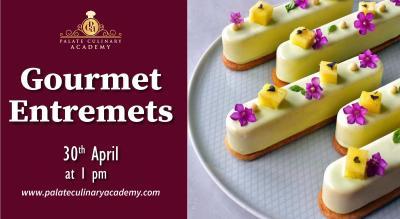 Gourmet Entremet with Rakhee Vaswani
