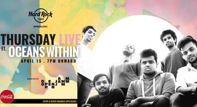 Thursday Live ft. Oceans Within