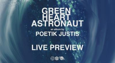 Green Heart Astronaut - Exclusive Preview