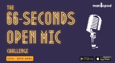 The 66-Seconds Open Mic Challenge!