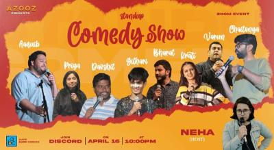 Standup Comedy Show