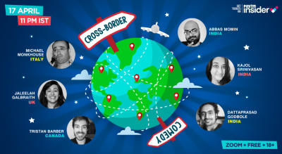 Cross-border Comedy : A mix of Indian and International Standup