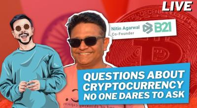 QUESTIONS ABOUT CRYPTOCURRENCY NO ONE DARES TO ASK
