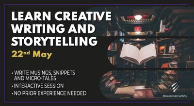 Learn Creative Writing and Storytelling