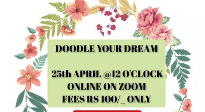 Learn Doodle Your Dream with Mira Vara