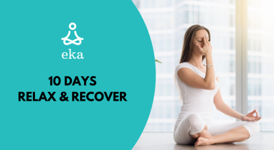 Relax & Recover - 10 Days of Free Sessions for all