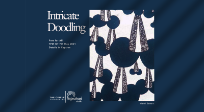 Intricate Doodling Workshop by The Circle Community