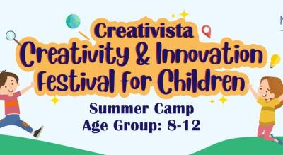 Creativista - Summer Camp for Children