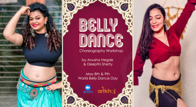 Online Belly Dance Choreography Workshop