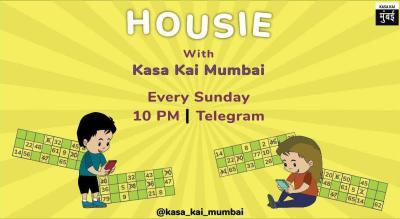 Housie With Kasa Kai Every Sunday