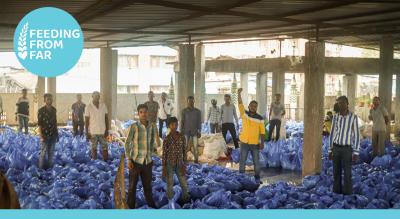 Ration Distribution Amid Lockdown | Feeding From Far