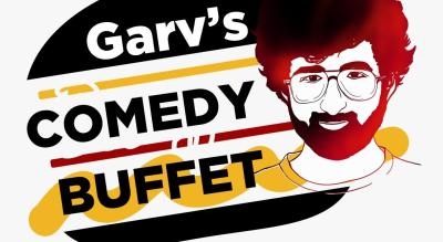 Garv's Comedy Buffet - Monthly Subscription