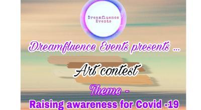 Art contest - Raising awareness for Covid-19