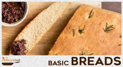 Basic Breads ( ONLINE )