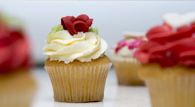Eggless Cupcakes ( ONLINE)