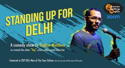 Standing Up For Delhi
