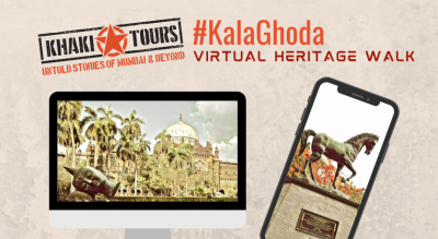 #KalaGhoda - Virtual Walk by Khaki Tours
