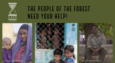 Help the Last Wilderness Foundation raise funds for the Panna Pardhi community
