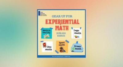 Experiential Math- Sport Math