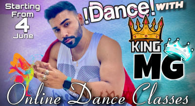 Dance with kingMG
