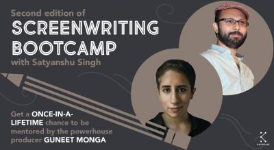 Kommune Presents Second edition of Screenwriting Bootcamp With Satyanshu Singh