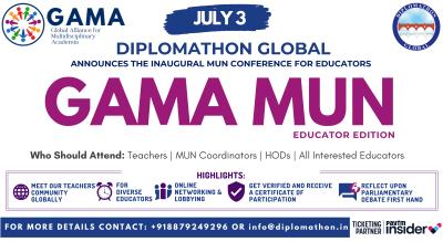 GAMA MUN Educator Edition