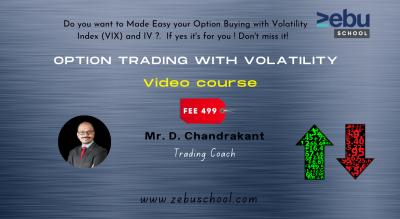 Zebu school | Option Buying with Volatility Index