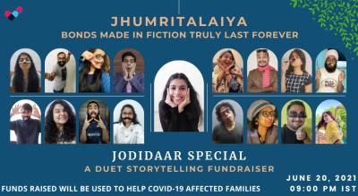 Jhumritalaiya - Jodidaar special | A duet storytelling fundraiser
