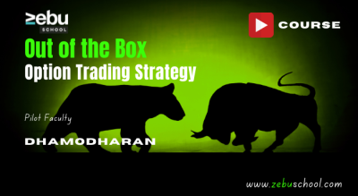 Zebu School | Out of the Box Option Trading Strategy