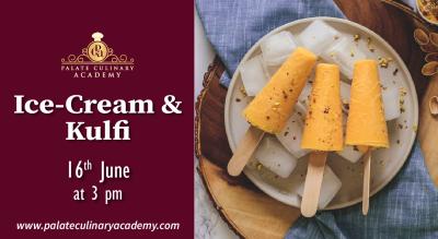 Ice cream & Kulfi with Rakhee Vaswani