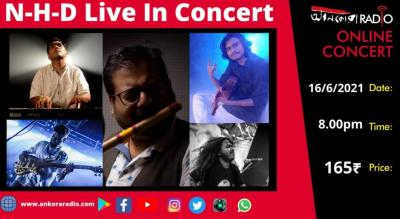 N-H-D Live in Concert